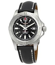 Breitling Colt 41 Automatic Black Dial Men's Watch