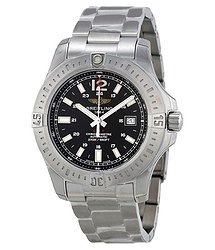 Breitling Colt Automatic Black Dial Men's Watch A1738811-BD44SS