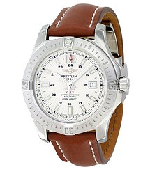 Breitling Colt Automatic Silver Dial Men's Watch A1738811-G791BRLD