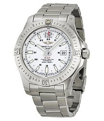 Breitling Colt Automatic Silver Dial Men's Watch A1738811-G791SS