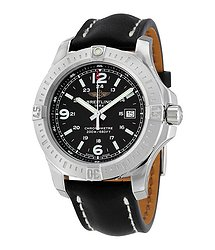 Breitling Colt Black Dial Men's Quartz Watch