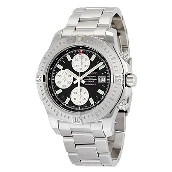 Купить часы Breitling Colt Chronograph Automatic Black Dial Stainless Steel Men's Watch A1338811-BD83SS  в ломбарде швейцарских часов