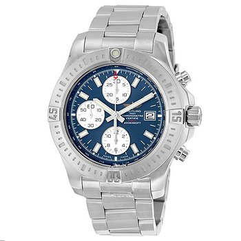 Купить часы Breitling Colt Chronograph Automatic Mariner Blue Dial Stainless Steel Men's Watch  в ломбарде швейцарских часов