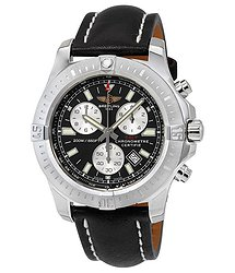Breitling Colt Chronograph Black Dial Men's Watch A7338811-BD43BKLT