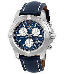 Breitling Colt Chronograph Blue Dial Men's Watch A7338811-C905BLLT