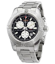 Breitling Colt Volcano Men's Chronograph Black Dial Watch