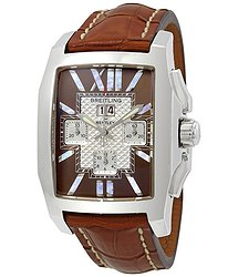 Breitling Flying B Bentley Chronograph Automatic Brown Dial Men's Watch