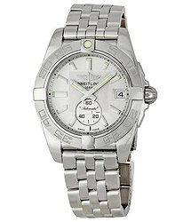 Breitling Galactic 36 Automatic Silver Dial Unisex Watch