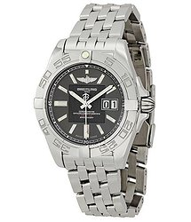 Breitling Galactic 41 Grey Dial Men's Watch A49350L2-F549SS