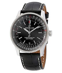 Breitling Navitimer 1 Automatic Chronometer Black Dial Men's Watch
