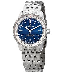 Breitling Navitimer 1 Automatic Chronometer Blue Dial Men's Watch
