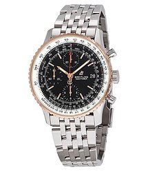 Breitling Navitimer 1 Chronograph Automatic Black Dial Men's Watch