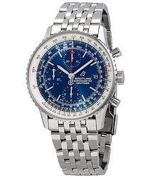 Breitling Navitimer 1 Chronograph Automatic Blue Dial Men's Watch