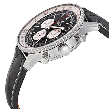 Купить часы Breitling Navitimer 1 Chronograph Automatic Chronometer Black Dial Men's Watch  в ломбарде швейцарских часов