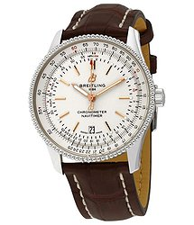 Breitling Navitimer 1 Silver Dial Automatic Men's Watch