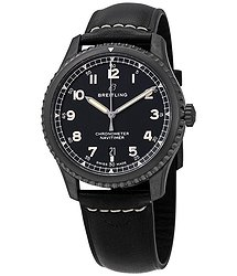 Breitling Navitimer 8 Automatic Chronometer Black Dial Men's Watch