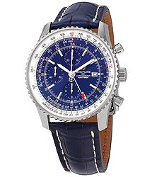 Breitling Navitimer Chronograph Automatic Blue Dial Men's Watch