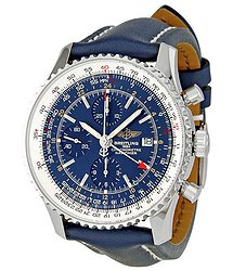 Breitling Navitimer World Chronograph Men's Watch A2432212-C651BLLT