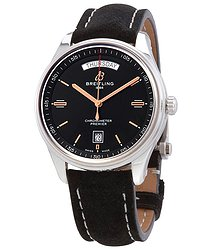 Breitling Premier Automatic Anthracite Dial Men's Watch