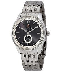 Breitling Premier Automatic Chronometer Anthracite Dial Men's Watch