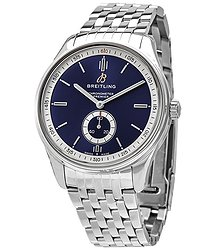 Breitling Premier Automatic Chronometer Blue Dial Men's Watch