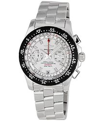 Breitling Skyracer Raven Silver Dial Men's Watch A2736434-G615SS