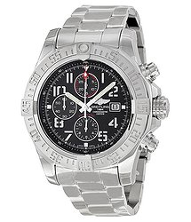 Breitling Super Avenger II Automatic Chronograph Men's Watch A1337111-BC28SS