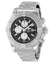 Breitling Super Avenger II Chronograph Automatic Men's Watch A1337111-BC29SS