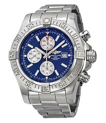 Breitling Super Avenger II Chronograph Men's Watch A1337111-C871SS