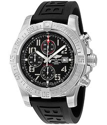Breitling Super Avenger II Rubber Men's Watch