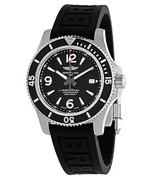 Breitling Superocean 44 Automatic Black Dial Men's Watch