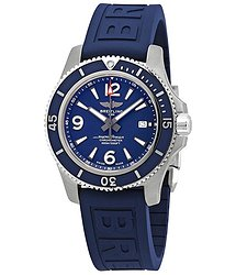 Breitling Superocean 44 Automatic Blue Dial Men's Watch