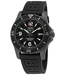 Breitling Superocean 46 Automatic Black Dial Men's Watch