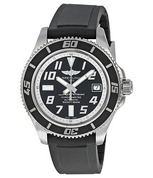 Breitling SuperOcean Black and Silver Dial Men's Watch A1736402-BA29BKPD
