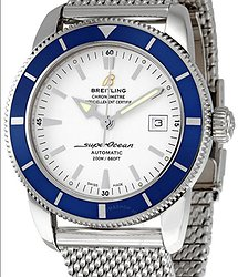 Breitling SuperOcean Heritage 42 Steel Men's Watch A1732116-G717SS