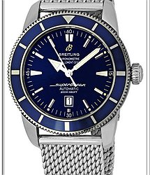 Breitling Superocean Heritage 46 Men's Watch A1732016-C734SS