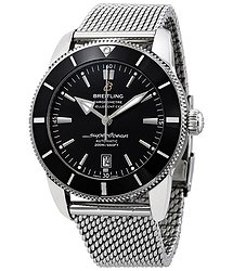 Breitling Superocean Heritage II Automatic Black Dial Men's Watch