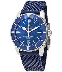 Breitling Superocean Heritage II Automatic Blue Dial Men's Watch