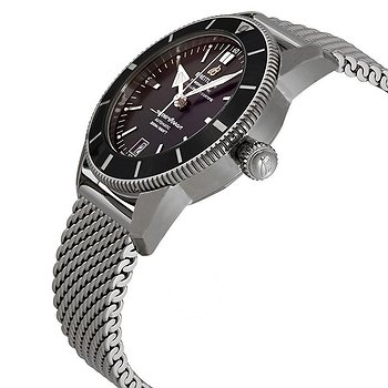 Купить часы Breitling Superocean Heritage II Automatic Chronometer Black Dial Men's Watch  в ломбарде швейцарских часов