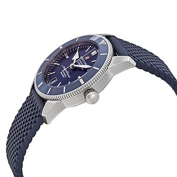 Купить часы Breitling Superocean Heritage II Automatic Chronometer Blue Dial Men's Watch  в ломбарде швейцарских часов