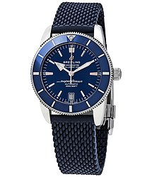 Breitling Superocean Heritage II Automatic Chronometer Blue Dial Men's Watch