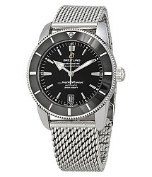 Breitling Superocean Heritage II Automatic Men's Mesh Watch