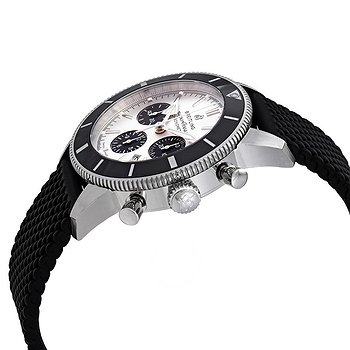 Купить часы Breitling Superocean Heritage II Chronograph Automatic Chronometer Silver Dial Men's Watch  в ломбарде швейцарских часов