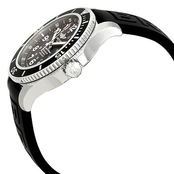 Купить часы Breitling Superocean II 44 Automatic Volcano Black Dial Men's Watch A17392d7-BD68BKPT3  в ломбарде швейцарских часов