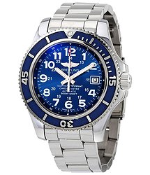 Breitling Superocean II Automatic Mariner Blue Dial Men's Watch