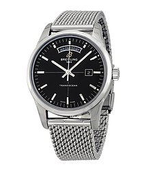 Breitling Transocean Day & Date Automatic Men's Watch A4531012-BB69SS