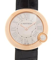 Cartier Ballon Blanc de Quartz Ladies Watch