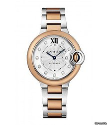 Cartier Ballon Bleu 33mm Ref. W3BB0006