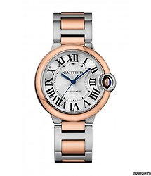 Cartier Ballon Bleu 36mm Ref. W2BB0003