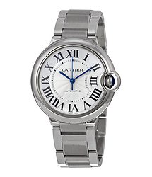 Cartier Ballon Bleu Automatic Unisex Watch